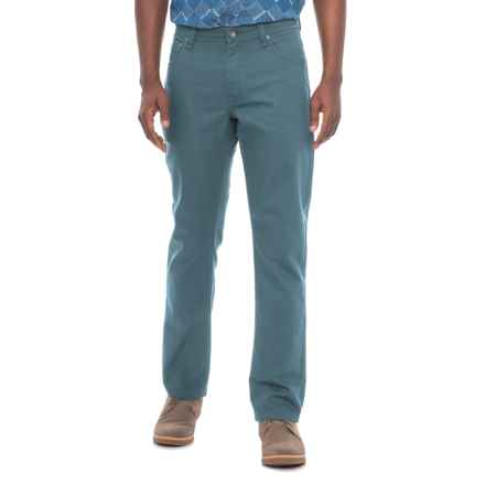 Marmot Morrison Jeans - UPF 50 (For Men) in Storm Cloud - Closeouts