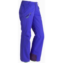 Marmot Motion MemBrain® Snow Pants - Waterproof, Insulated (For Women) in Electric Blue - Closeouts