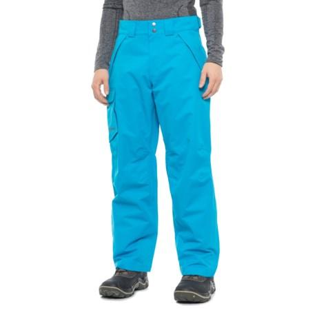Marmot Motion Snow Pants - Waterproof (For Men) in Bahama Blue