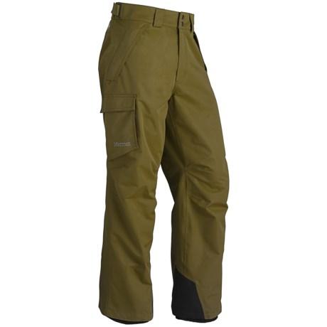 Marmot Motion Snow Pants - Waterproof (For Men)