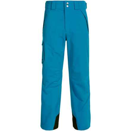 Marmot Motion Snow Pants - Waterproof, Insulated (For Men) in Dark Atomic - Closeouts