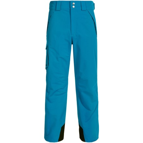 Marmot Motion Snow Pants - Waterproof, Insulated (For Men) in Dark Atomic