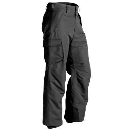 Marmot Motion Snow Pants - Waterproof, Insulated (For Men) in Slate Grey - Closeouts