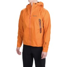 Marmot Nano AS Gore-Tex® Jacket - Waterproof (For Men) in Radiant Orange - Closeouts