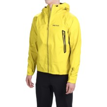 Marmot Nano AS Gore-Tex® Jacket - Waterproof (For Men) in Vibrant Yellow - Closeouts
