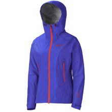 Marmot Nano AS Gore-Tex® Jacket - Waterproof (For Women) in Astral Blue - Closeouts