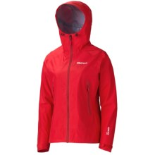 Marmot Nano AS Gore-Tex® Jacket - Waterproof (For Women) in Cherry Tomato - Closeouts
