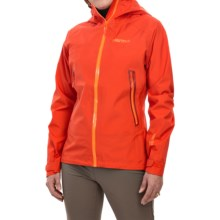 Marmot Nano AS Gore-Tex® Jacket - Waterproof (For Women) in Coral Sunset - Closeouts