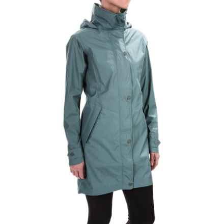Marmot NanoPro® MemBrain® Mattie Jacket - Waterproof (For Women) in Blue Granite - Closeouts