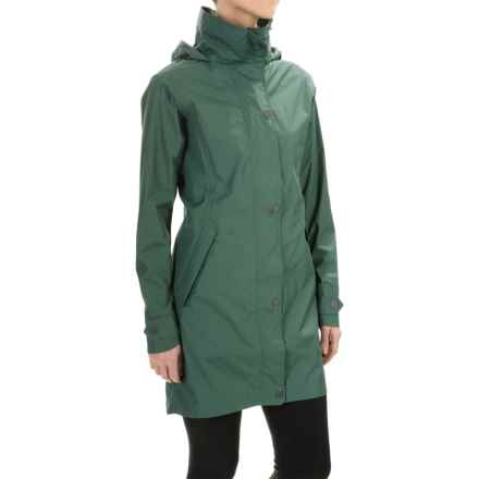 Marmot NanoPro® MemBrain® Mattie Jacket - Waterproof (For Women) in Burnished Green - Closeouts