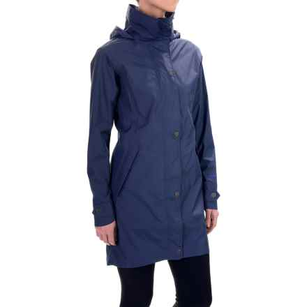 Marmot NanoPro® MemBrain® Mattie Jacket - Waterproof (For Women) in Navy - Closeouts
