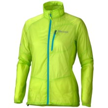 Marmot Nanowick Jacket (For Women) in Green Lime - Closeouts
