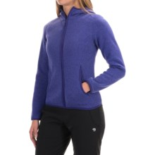 Marmot Norhiem Jacket - Fleece (For Women) in Gemstone - Closeouts