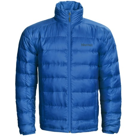 Marmot Odin Down Jacket - 800 Fill Power (For Men) in Cobalt Blue