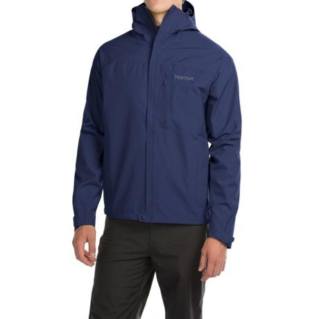 Marmot Optima Gore-Tex® PacLite® Jacket - Waterproof (For Men) in Arctic Navy