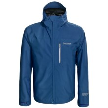 Marmot Optima Gore-Tex® PacLite® Jacket - Waterproof (For Men) in Blue Sapphire - Closeouts