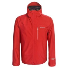 Marmot Optima Gore-Tex® PacLite® Jacket - Waterproof (For Men) in Cardinal - Closeouts