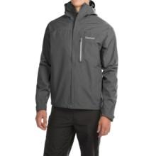 Marmot Optima Gore-Tex® PacLite® Jacket - Waterproof (For Men) in Cinder - Closeouts