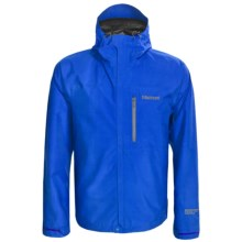 Marmot Optima Gore-Tex® PacLite® Jacket - Waterproof (For Men) in Cobalt Blue - Closeouts