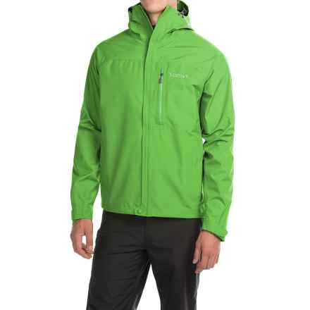 Marmot Optima Gore-Tex® PacLite® Jacket - Waterproof (For Men) in Kale Green - Closeouts