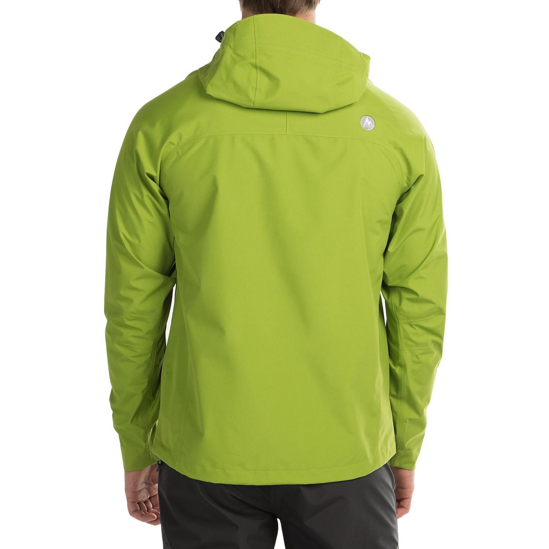 Marmot men's jacket - Marmot Optima Gore Tex Paclite Jacket Waterproof For Men