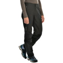 Marmot Optima Gore-Tex® PacLite® Pants - Waterproof (For Women) in Black - Closeouts
