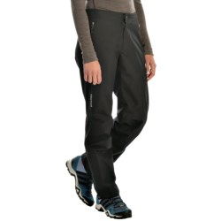 Marmot Optima Gore-Tex® PacLite® Pants - Waterproof (For Women) in Black