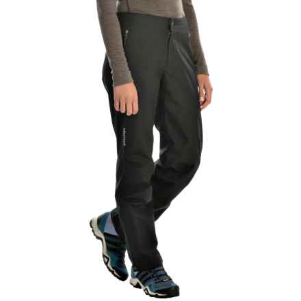 Marmot Optima Gore-Tex® PacLite® Pants - Waterproof (For Women) in Black - Closeouts