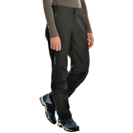 Marmot Optima Gore Tex(R) PacLite(R) Pants Waterproof (For Women)