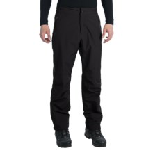 Marmot Optima Gore-Tex® Pants - Waterproof (For Men) in Black - Closeouts