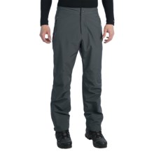 Marmot Optima Gore-Tex® Pants - Waterproof (For Men) in Slate Grey - Closeouts