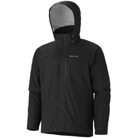 Marmot Oracle Jacket - Waterproof (For Men) in Black