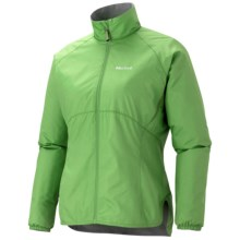 Marmot Original Windshirt Jacket - DriClime® (For Women) in Greenlight - Closeouts