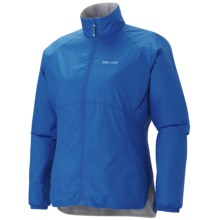 Marmot Original Windshirt Jacket - DriClime® (For Women) in Skyline Blue - Closeouts