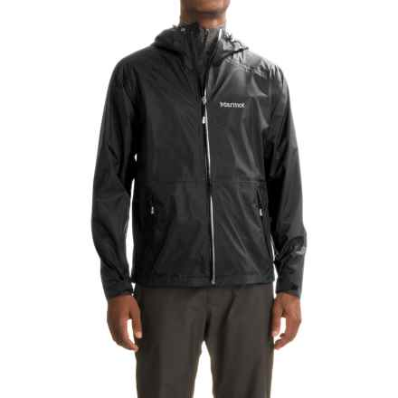 Marmot Orno Jacket - Waterproof (For Men) in Black - Closeouts