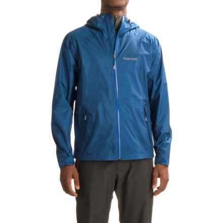 Marmot Orno Jacket - Waterproof (For Men) in Blue Night - Closeouts