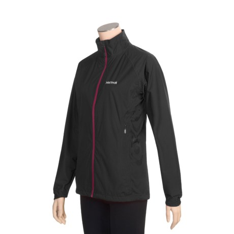Marmot Paceline Jacket - Waterproof (For Women) in Black