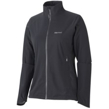 Marmot Paceline Jacket - Waterproof (For Women) in Black - Closeouts