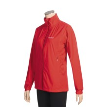 Marmot Paceline Jacket - Waterproof (For Women) in Cardinal - Closeouts