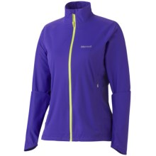 Marmot Paceline Jacket - Waterproof (For Women) in Valor Purple - Closeouts