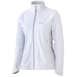 Marmot Paceline Jacket - Waterproof (For Women) in White