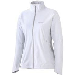 Marmot Paceline Jacket - Waterproof (For Women) in White
