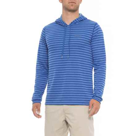 Marmot Padoga Hoodie - UPF 50 (For Men) in Varsity Blue - Closeouts