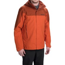 Marmot Palisades Gore-Tex® Jacket - Waterproof (For Men) in Orange Haze/Dark Rust - Closeouts