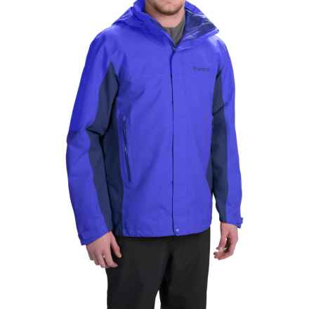 Marmot Palisades Gore-Tex® Jacket - Waterproof (For Men) in Surf/Arctic Navy - Closeouts