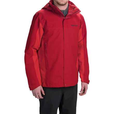 Marmot Palisades Gore-Tex® Jacket - Waterproof (For Men) in Team Red/Rocket Red - Closeouts