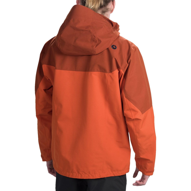 Men's enduro jacket - Marmot Palisades Gore Tex Jacket Waterproof For Men