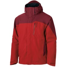 Marmot Palisades Gore-Tex® Performance Shell Jacket - Waterproof (For Men) in Team Red/Brick - Closeouts