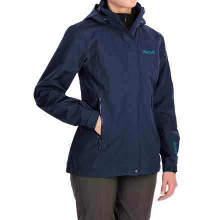 Marmot Palisades Gore-Tex® Performance Shell Jacket - Waterproof (For Women) in Arctic Navy - Closeouts
