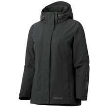 Marmot Palisades Gore-Tex® Performance Shell Jacket - Waterproof (For Women) in Black - Closeouts